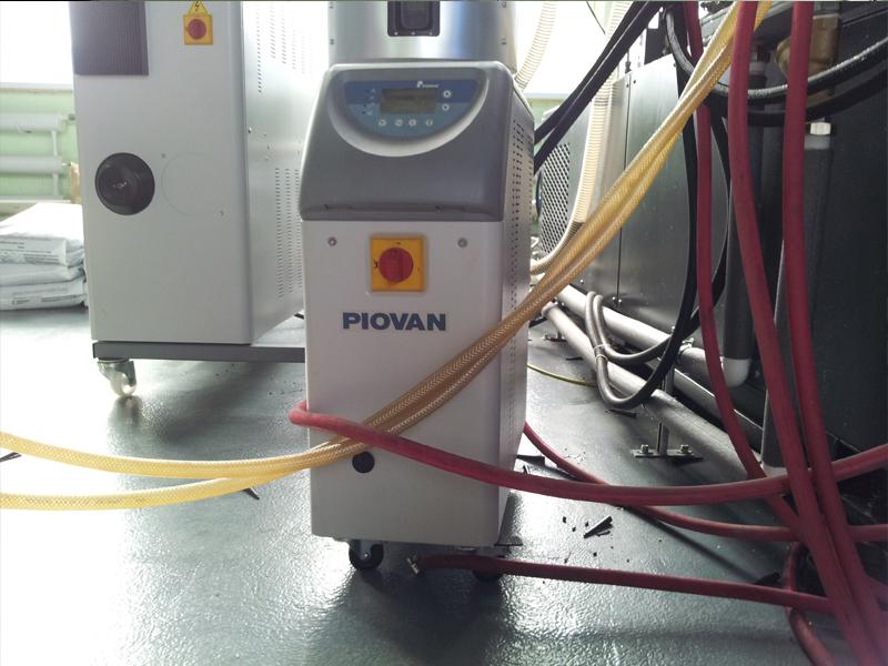 Терморегулятор Piovan