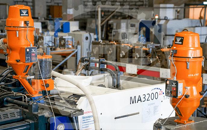 Система загрузки материала Koch Technik  МетроПласт Инжиниринг
