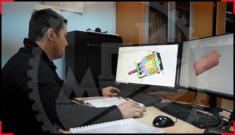 разработка пресс-форм для литья пластмасс МПИ