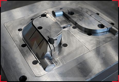 Изготовление матриц для литья пластмасс МПИ