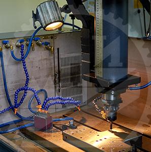 Электроэрозионная обработка|Инструментальное производство