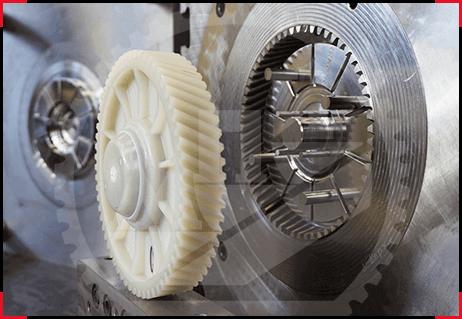 шестерня из пластика производится на пластмассовом заводе МПИ