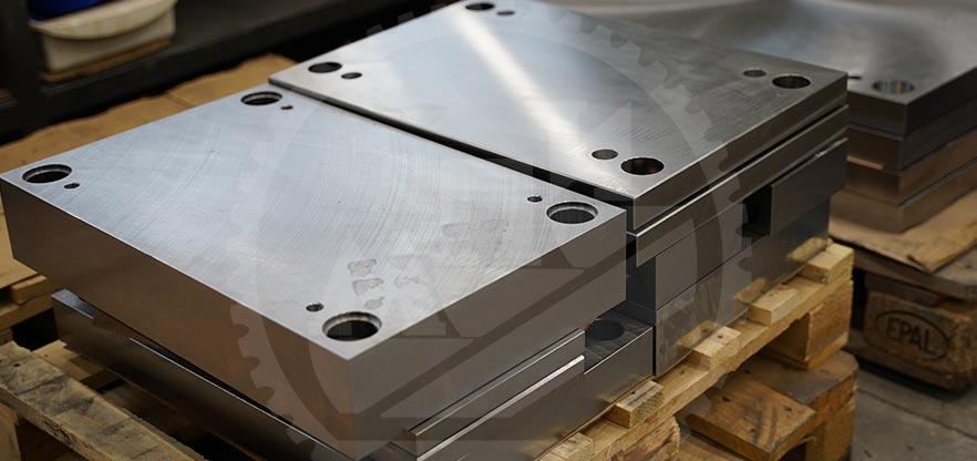 Конструкционная сталь 40Х13 для производства пресс-форм   МПИ