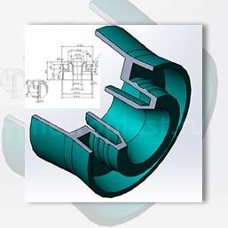 Проектирование пластмассовых изделий на заводе МПИ