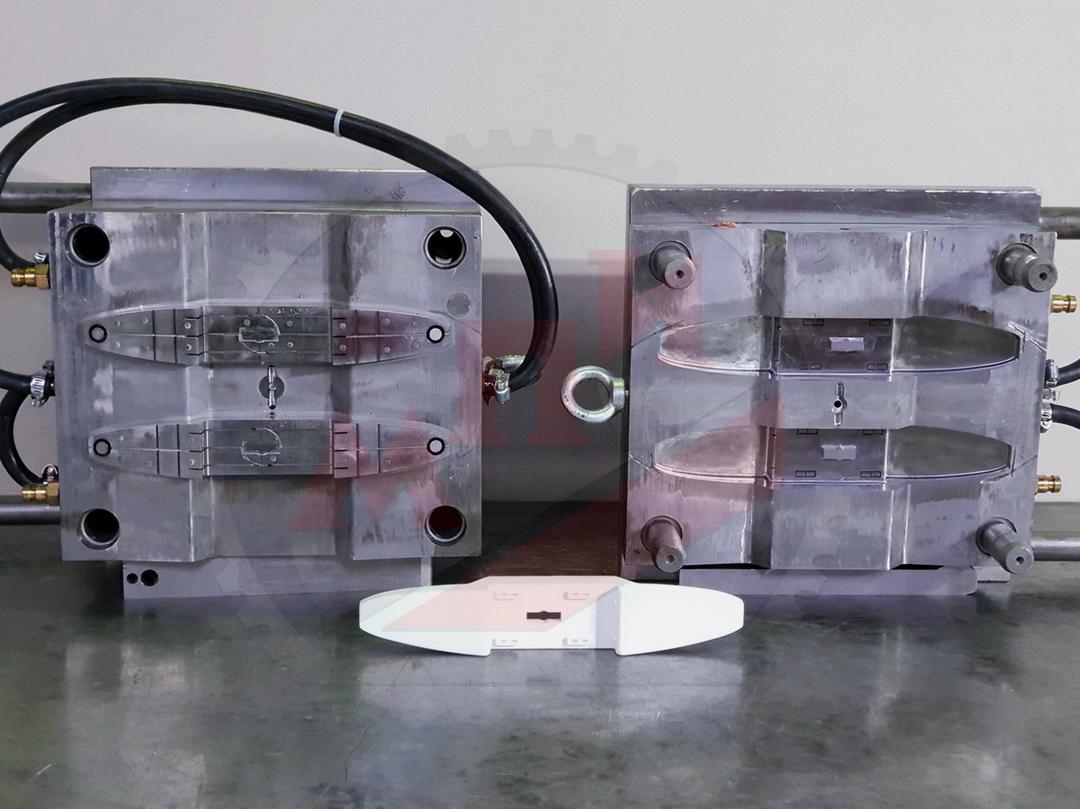 ALT- Пресс-форма для литья пластикового кронштейна - МПИ