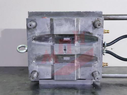 ALT- Матрица пресс-формы пластикового кронштейна - МПИ